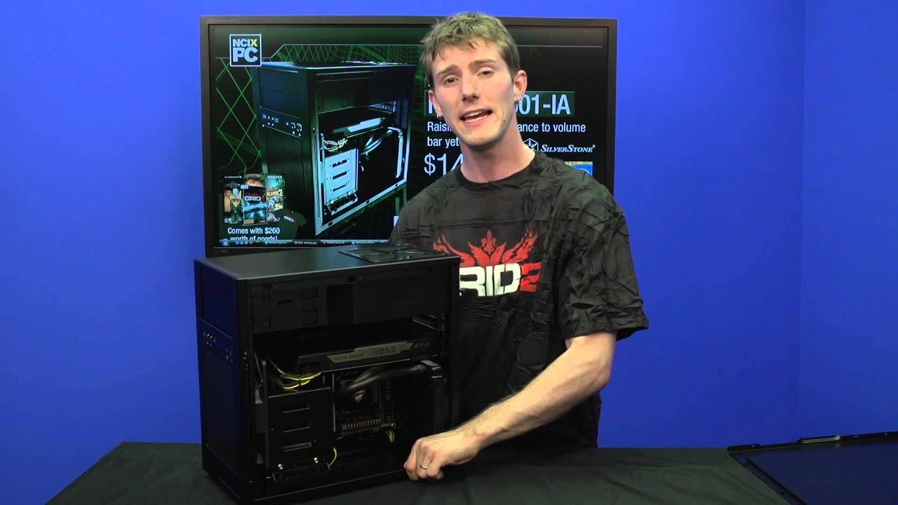 NCIXPC 501-IA System - Smashpipe Tech