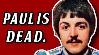 Paul is Dead   A Beatle Conspiracy