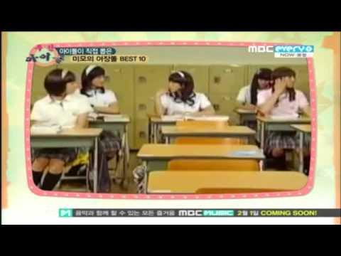 l2Oll4 Taemin rivaling the beauty of girl idols
