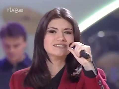 LAURA PAUSINI (Amores Extraños) TVE 1994