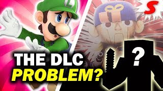Are DLC Characters a PROBLEM in Super Smash Bros Ultimate? [Siiroth]