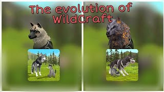 The evolution of WildCraft 2018-2019
