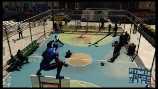 Marvel's Spider-Man - Basketball Gameplay