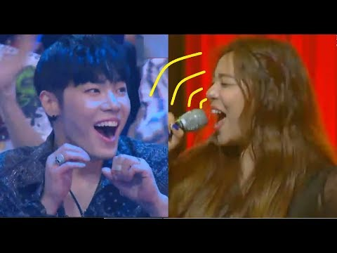 K-Idol/Celebrities Reaction to Ailee's Vocals (에일리)
