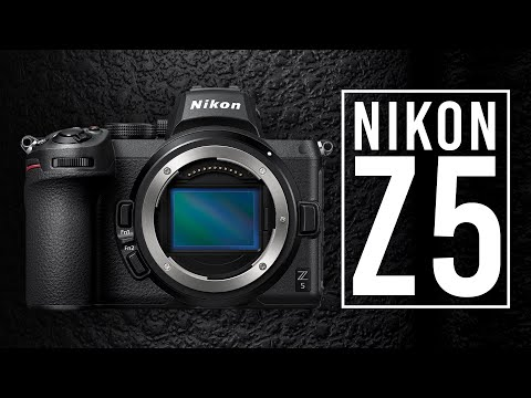Nikon Z5 Mirrorless Camera   First Look