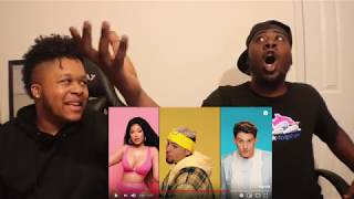 Chris Brown ft. Nicki Minaj & G-Eazy Wobble Up (Official Music Video) REACTION!!