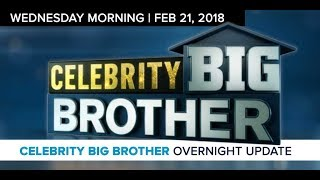 Celebrity Big Brother   Overnight Update Podcast   Feb 21, 2017