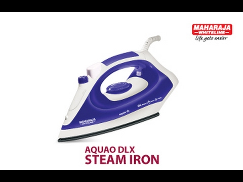 Maharaja Whiteline's Aquao Dlx Steam Iron