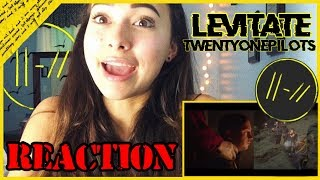 Twenty One Pilots - Levitate (OFFICIAL VIDEO) Reaction