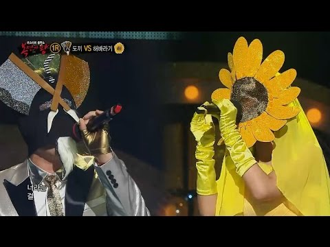 【TVPP】 Solar(MAMAMOO) – 'Already One Year', 솔라(마마무) - 벌써 일 년 @King of Masked Singer