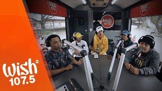 "O.C. Dawgs performs ""Pauwi Nako"" LIVE on Wish 107.5 Bus"