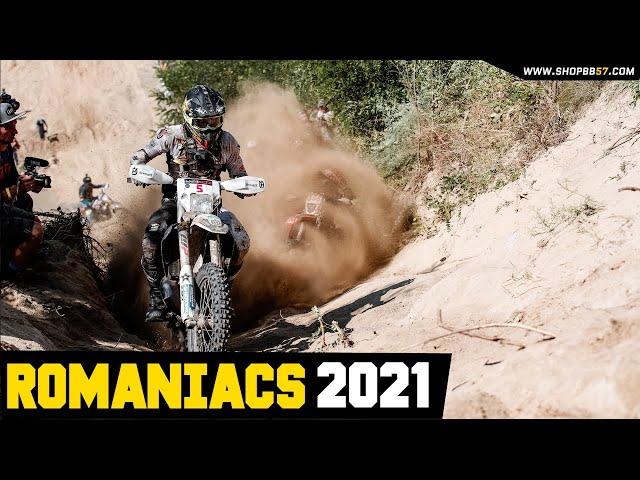 VLOG Red Bull Romaniacs 2021 par Billy Bolt