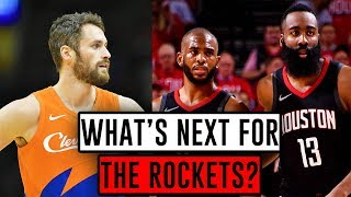 What's Next For The Houston Rockets?