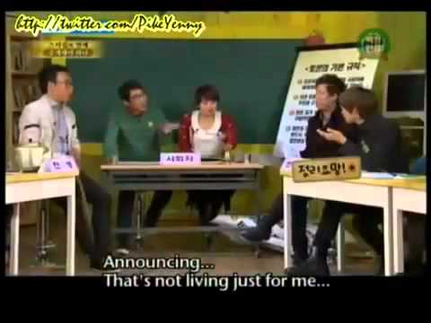 [Eng sub] Why Super Junior Eunhyuk doesn't want to reveal if he is dating