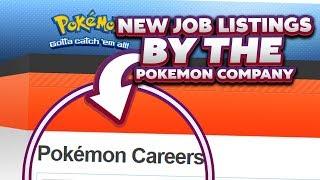 POKEMON COMPANY HIRES! New Pokemon Job Listings For Editor VG & Translators
