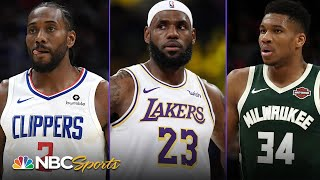 NBA playoff predictions for 2020 restart in Orlando | NBC Sports
