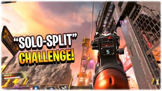 "the ""SOLO-split"" Challenge!! (Apex Legends Season 9)"