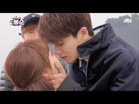 [메이킹] 박보영♥박형식, 로맨틱 첫 키스 (꿈은 이루어진다★) - [parkboyoung,parkhyungsik]