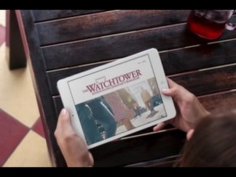 Automatically download Watchtower and Awake Magazines to your iPhone or iPad