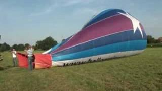 Swiss hot air ballooning (part 1)