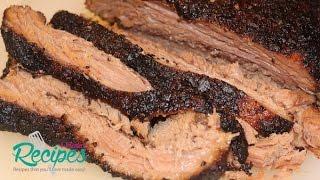 Slow Cooker Beef Brisket Recipe - EASY! - I Heart Recipes