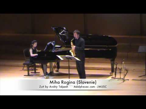 3rd JMLISC Miha Rogina (Slovenia) Zut! by Andriy Talpash