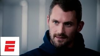 Kevin Love details his battles with mental illness | ESPN