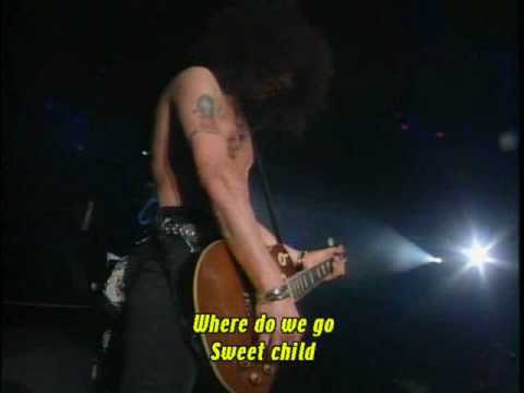 Baixar Guns N' Roses - Sweet Child O' Mine -  Live In Tokyo 92 UYI2 - 4/10