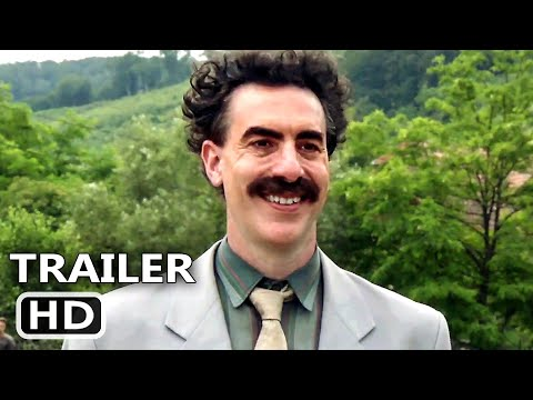BORAT 2 Trailer (2020) Sacha Baron Cohen, Comedy Movie