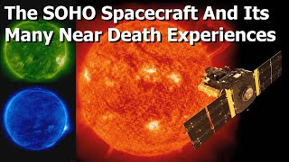How Engineers Brought The SOHO Spacecraft Back To Life... for 25 Years.