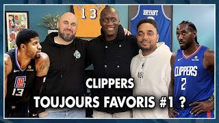 LA CLIPPERS : TOUJOURS FAVORIS #1 ? [avec Amara Sy] NBA First Day Show 96