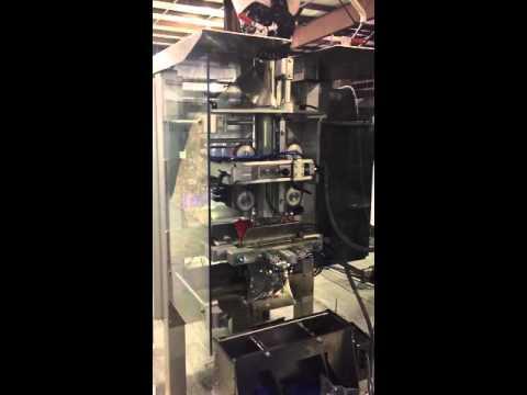 BagMaster 250 packing 250 3inch screws