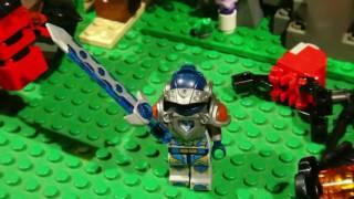 110 LEGO NEXO KNIGHTS   AWESOME BATTLE
