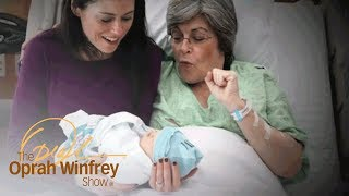 The 61-Year-Old Surrogate Who Gave Birth to Her Own Grandson | The Oprah Winfrey Show | OWN