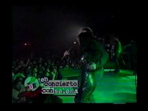 Selena 1995 McAllen concert (Puro Tejano part 1)