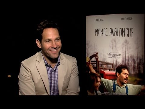 'Prince Avalanche' Paul Rudd Interview