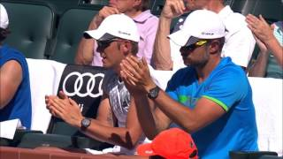 2016: Radwanska vs. Kvitova Highlights