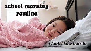 my REAL school morning routine 2019 | junior year