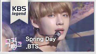 방탄소년단BTS - 봄날 (BTS - Spring Day)[뮤직뱅크 Music Bank]20170224