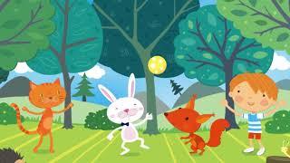 Fluffy Bunny - Happy Kids Songs