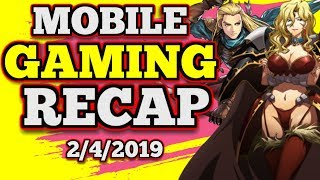 Mobile GAMING Recap : Langrisser, Another Eden, Aion, Ragnarok M, Rangers of Oblivion!