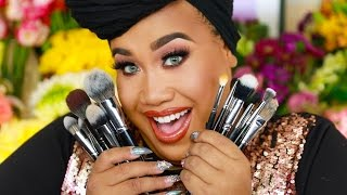 FAVORITE MORPHE BRUSHES | PatrickStarrr