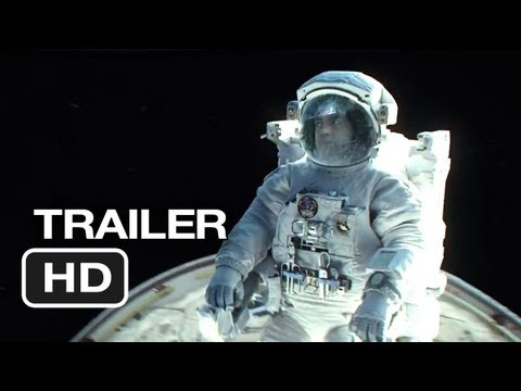 Gravity Official Trailer - Detached (2013) - George Clooney Movie HD