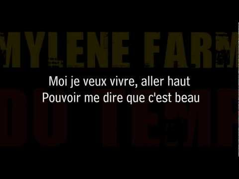 Paroles : Mylène FARMER - du Temps
