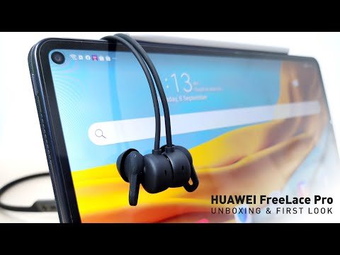 video Huawei FreeLace Pro Review