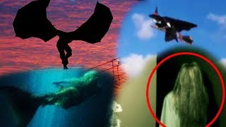 Proving These Creatures REAL/FAKE! (Mermaid, Witch, Bloody Mary & Mothman!)