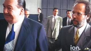 Analyze This Movie Scene - Meeting with the Bosses