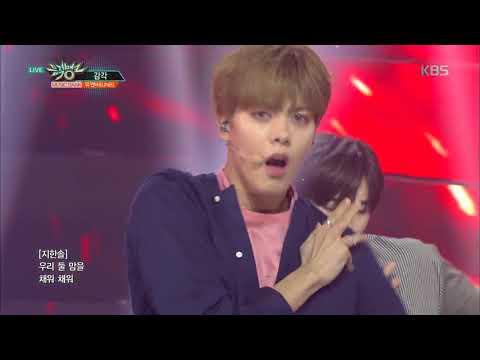 뮤직뱅크 Music Bank - 감각 - 유앤비(UNB) (Feeling - UNB).20180420