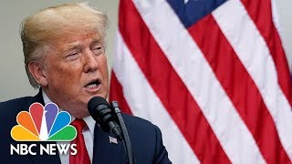 President Donald Trump Participates In Bill Signing | NBC News