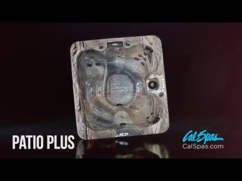 Cal Spas - PATIO™ Plus Spas - Product Video